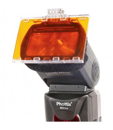 PHOTTIX SET DE 30 GELS DE FLASH STROBIST