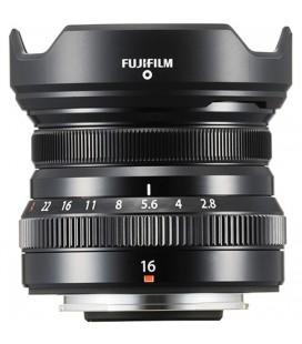 FUJIFILM XF 16mm f/2.8 R WR-Black
