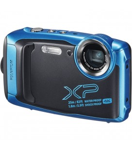 FUJIFILM FINEPIX XP140 AQUATICA AZUL 25MTS
