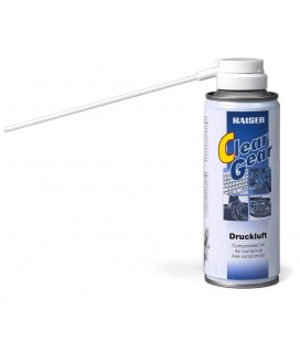 KAISER CLEAR GEAR air comprimé 200ml