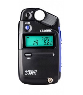 SEKONIC L-308X FLASHMATE Photometro