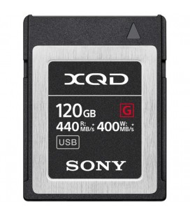 SONY XQD 120GB G-Series Card