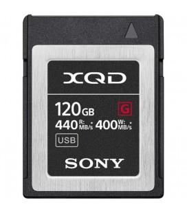 SONY XQD 120 GB G-Karte der Serie