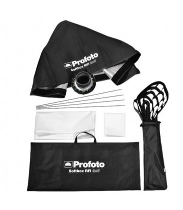 PROFOTO RFI SOFTBOX KIT DE 60X90 CON SPEEDRING Y SOFTGRID REF 901182