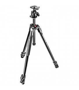 MANFROTTO MK290XTA3-BH290 ALUMINIUM TRIPOD WITH BALL PATELLA