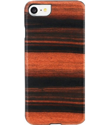 MAN&WOOD FUNDA P/IPHONE 8/7/6 EBONY