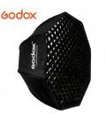 GODOX OCTABOX SB--FW140 ADAPTADOR BOWENS+GRID