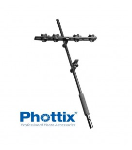 "PHOTTIX MULTI BOOM 28"" SOPORTE DE FLASH"