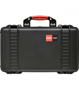 HPRC 2550W SUITCASE WITH WHEELS AND SECOND SKIN FOAM