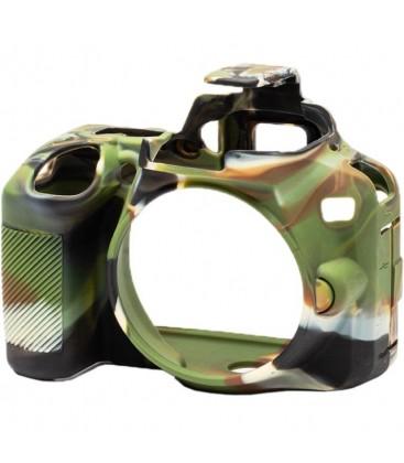 EASYCOVER FUNDA PROTECTORA PARA LA NIKON D3500 NEGRA (INCLUYE PROTECTOR DE PANTALLA LCD)