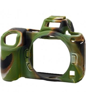 EASYCOVER FUNDA PROTECTORA PARA LA NIKON Z6/Z7 CAMUFLAJE (INCLUYE PROTECTOR DE PANTALLA LCD)