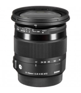 SIGMA 17-70 mm F2.8-4 DC MACRO OS HSM FOR NIKON