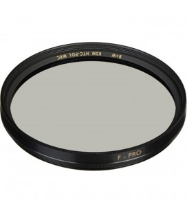 B + W POLARISATOR FILTER 55MM F-PRO HTC KASEMAN MRC