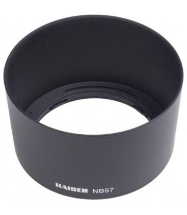 KAISER PARASOL NBS7 DE NIKON AF-S DX 55-300