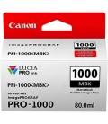 CANON TINTA PFI-1000 MBK NEGRO MATE 80ML