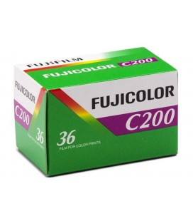 FUJIFILM FUJICOLOR  PELICULA C-200 35MM 36EXP