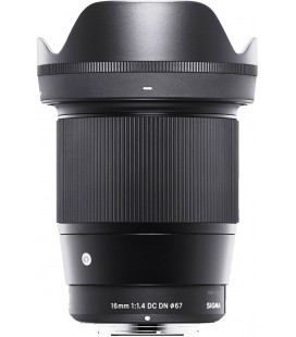 SIGMA 16MM F1.4 DC DN CONTEMPORARY MICRO 4/3/ OLYMPUS