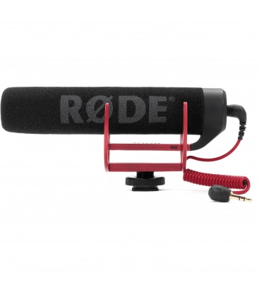 Microfono RODE VIDEO con sospensione RYCOTE LYRE