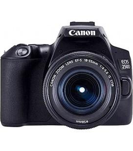 CANON EOS 250D+18-55 IS STM NEGRA