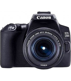 CANON EOS 250D + 18-55 IS STM BLACK