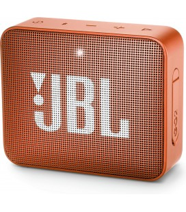 JBL HAUT PARLEUR GO 2 CORAL ORANGE