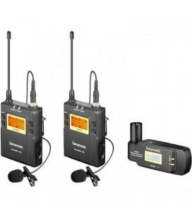 SARAMONIC UWMIC9 KIT8 TX9+TX9+RX+-XLR9 REF.310066