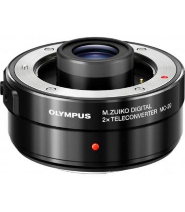 OLYMPUS MC-20 M ZUIKO 2X TELECONVERTER