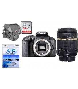 CANON EOS 800D PACK SUPER ZOOM