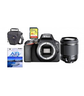 NIKON D3500 PACK TODO TERRENO