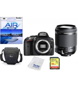NIKON D5300 PACK TODO TERRENO