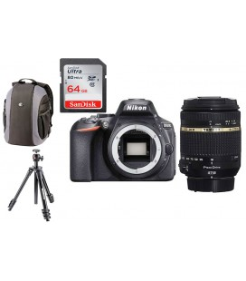 NIKON D7200 PACK SUPER ZOOM 18-270MM