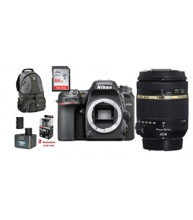 NIKON D7500 PACK SUPER ZOOM 18-270MM