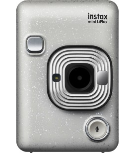 FUJIFILM INSTAX MINI CAMERA LIPLAY PIETRA BIANCA