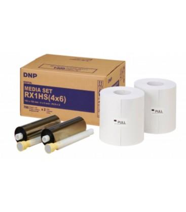 DNP PAPEL DS-RX1 10X15 - 1400 COPIAS