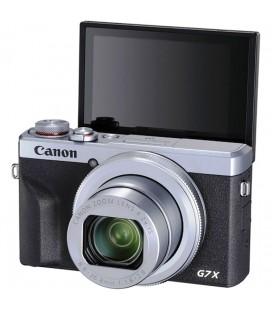 CANON G7X MARK III ARGENTO