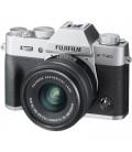 FUJIFILM XT-20 +15-45MM PLATA