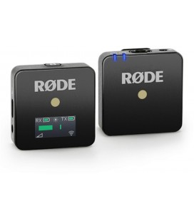 RODE GO COMPACT WIRELESS MICROPHONE SYSTEM