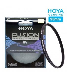 HOYA FILTRO FUSION 95MM UV ANTIESTATICO
