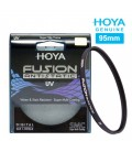 HOYA FUSION FILTER 95MM UV ANTISTTATIC