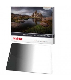 HAIDA DIAMOND SOFT GRAND ND 0.9 RED FILTER 0.9 150X170MM 3 STEPS