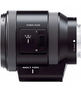 SONY PZ 18-200mm F3.5-6.3 OSS MOUNT E