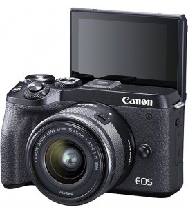 CANON EOS M6 MKII + EF-M 15-45 mm f / 3.5-6.3 IS STM + ELECTRONIC VIEWER EVF-DC2
