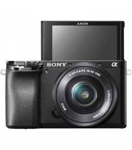 SONY ALPHA 6100 BODY + SEL 16-50MM AE (ILCE6100LB.CEC)