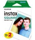 FUJIFILM INSTAX FILM squadretta SQ10 (PACK 2X10)