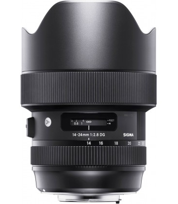 SIGMA 14-24MM F2.8 DG ART CANON