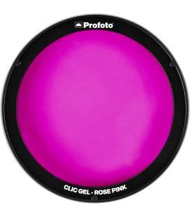 PROFOTO CLIC GEL ROSE PINK REF 101012