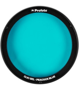 PROFOTO CLIC GEL PEACOCK BLUE REF 101013
