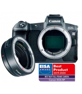 Pre-sale CANON EOS RP body + ADAP. EF-EOS R + free 1 year maintenance VIP SERPLUS CANON