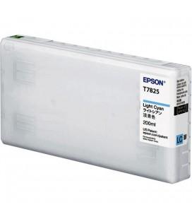 EPSON TINTA CYAN CLARO PARA D700 - 200ML
