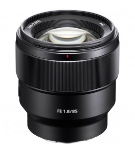 SONY lens 85mm F1.8 Black
